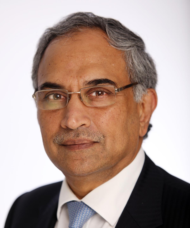 Mr Venkat Ramakrishnan