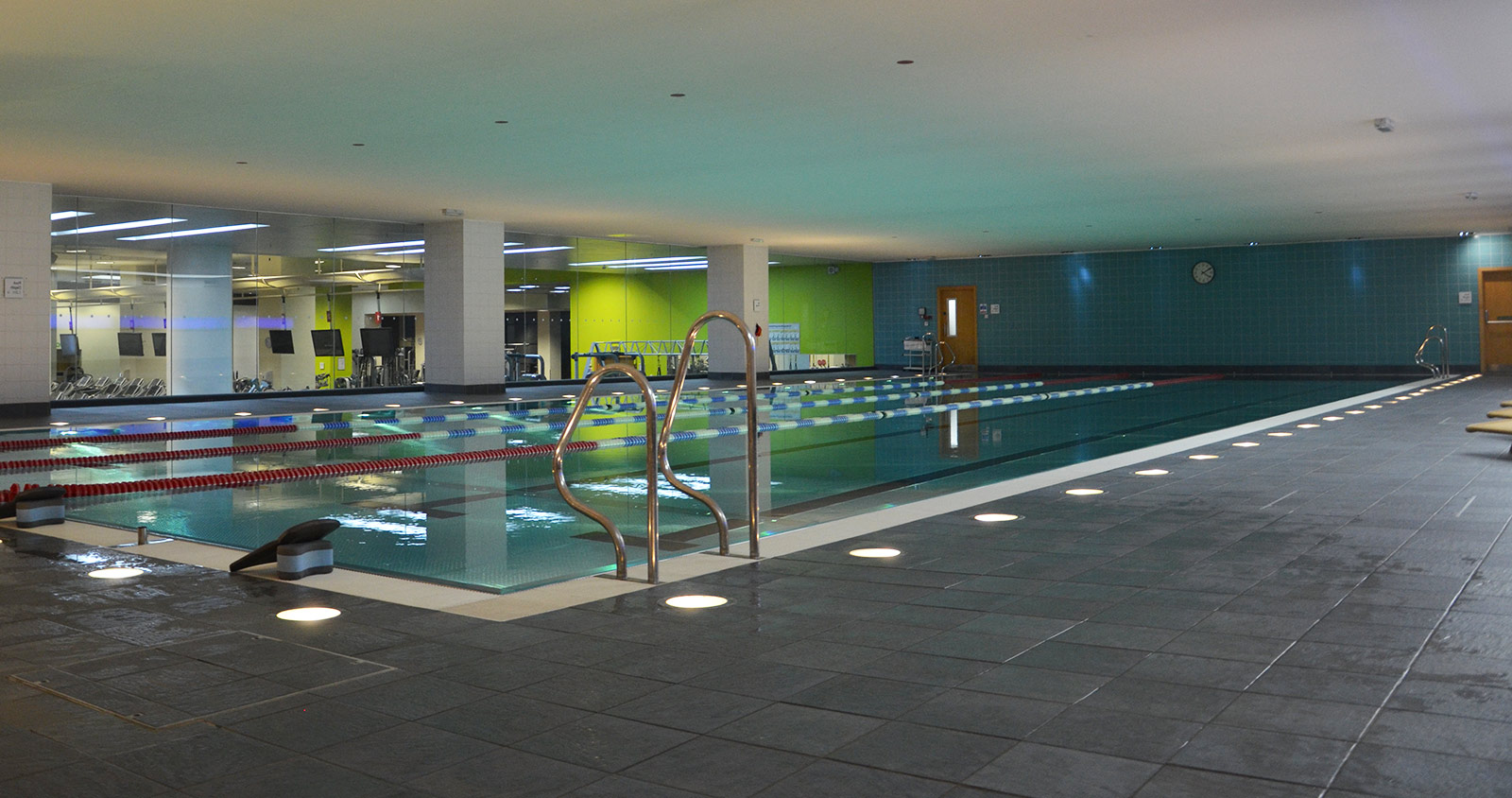 Nuffield Health Edinburgh Omni Fitness & Wellbeing Gym