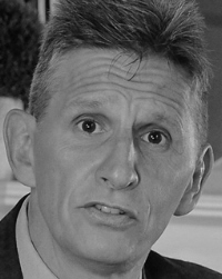 Professor  Nick Harris