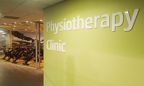 Refurbished physiotherapy clinic in Bristol