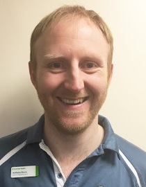 Anthony Burns,  Advanced Level Physiotherapist, Nuffield Health Leeds Hospital