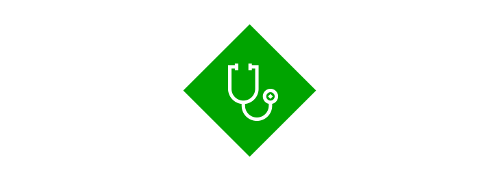 Free regular health MOTs icon