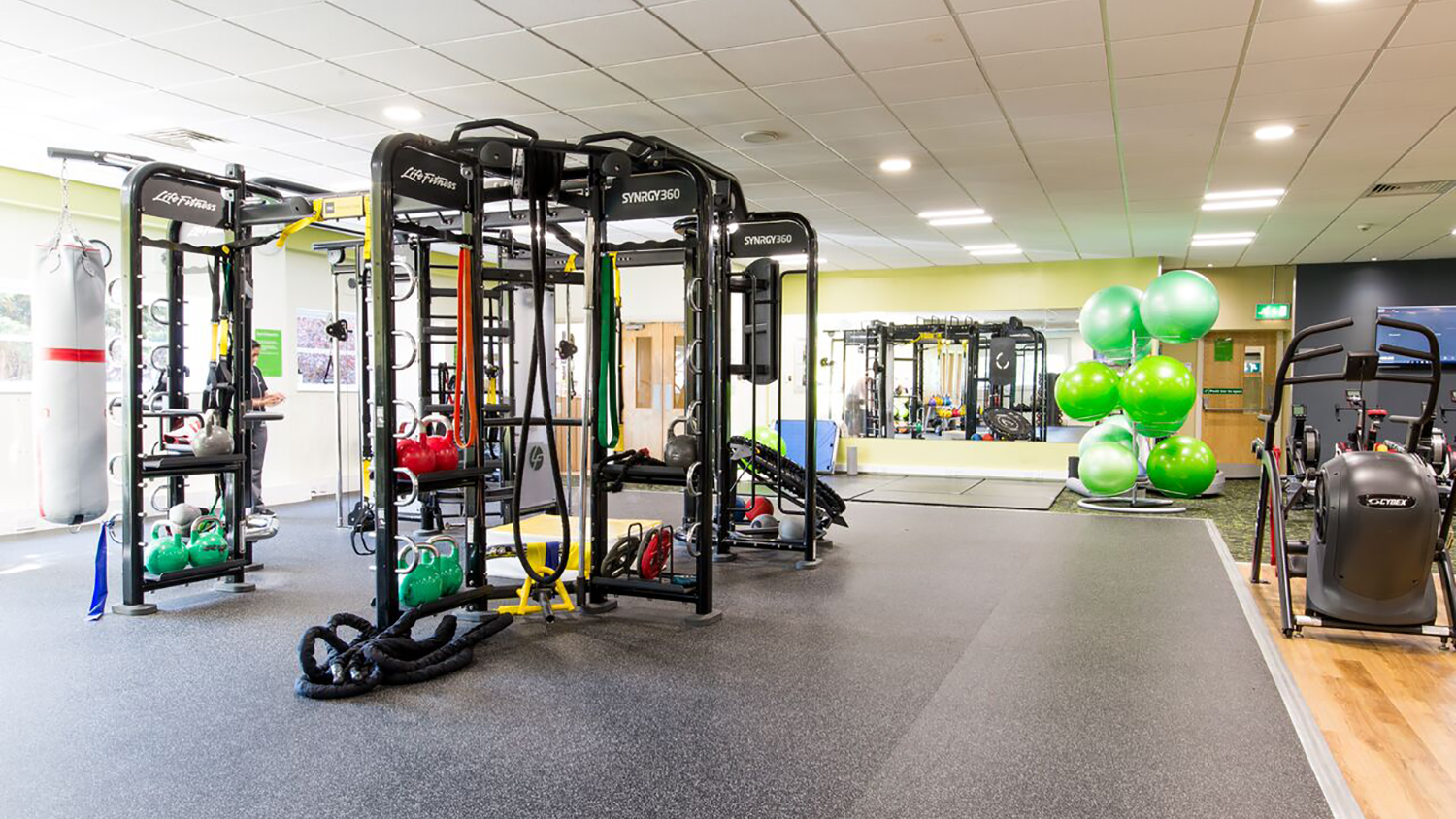 Stoke Poges Fitness & Wellbeing Gym (Slough)