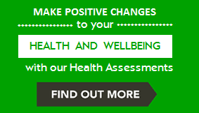Make positive changes with a health assessment