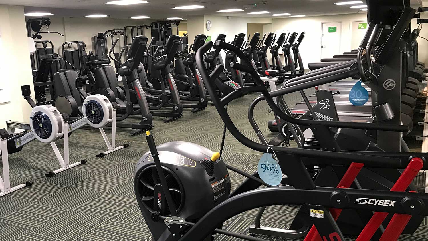 Portsmouth Fitness & Wellbeing Gym - Swimming pool