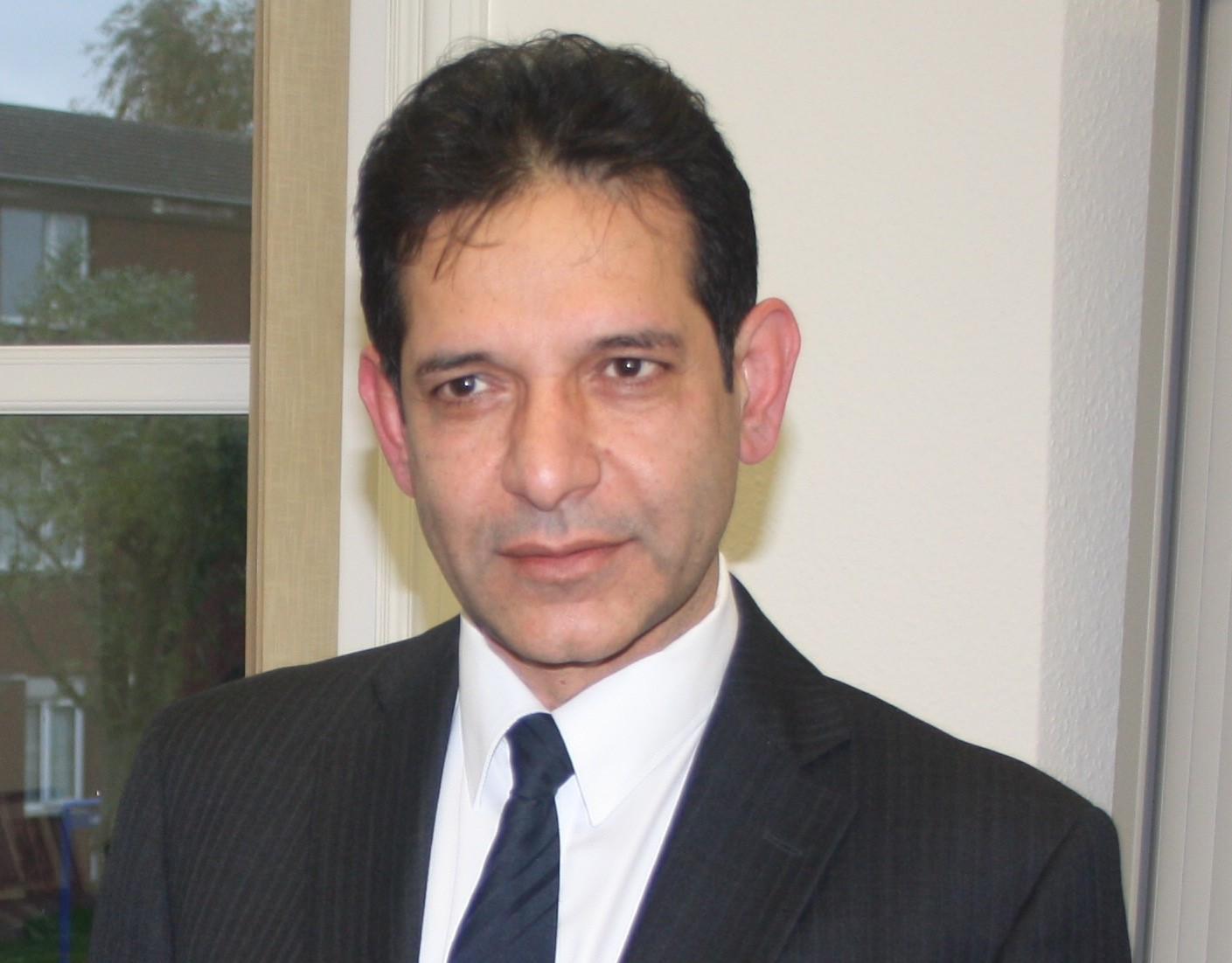Mr F R Hashmi
