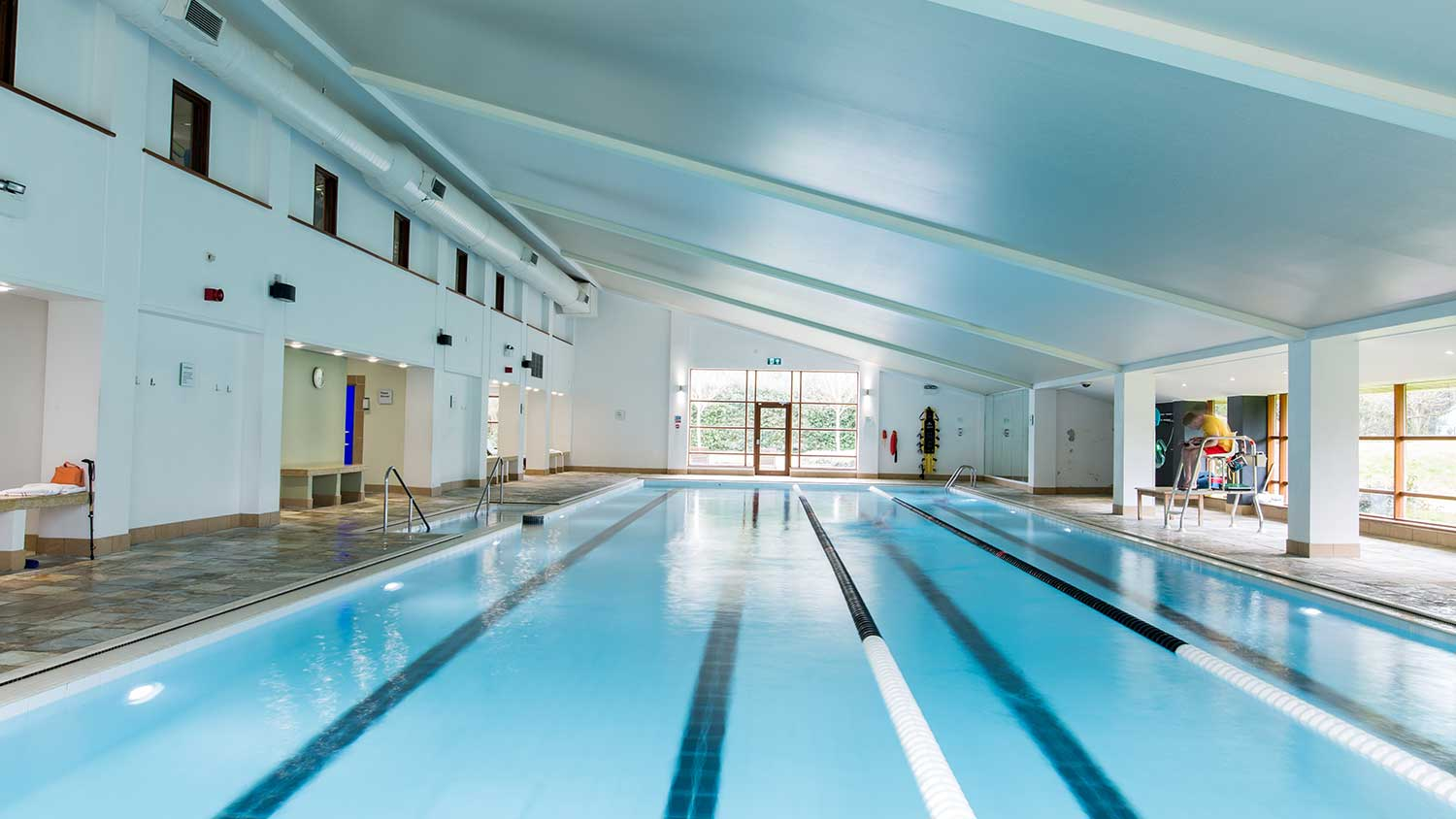 Gym in chislehurst fitness wellbeing nuffield health - Outdoor swimming pool covent garden ...
