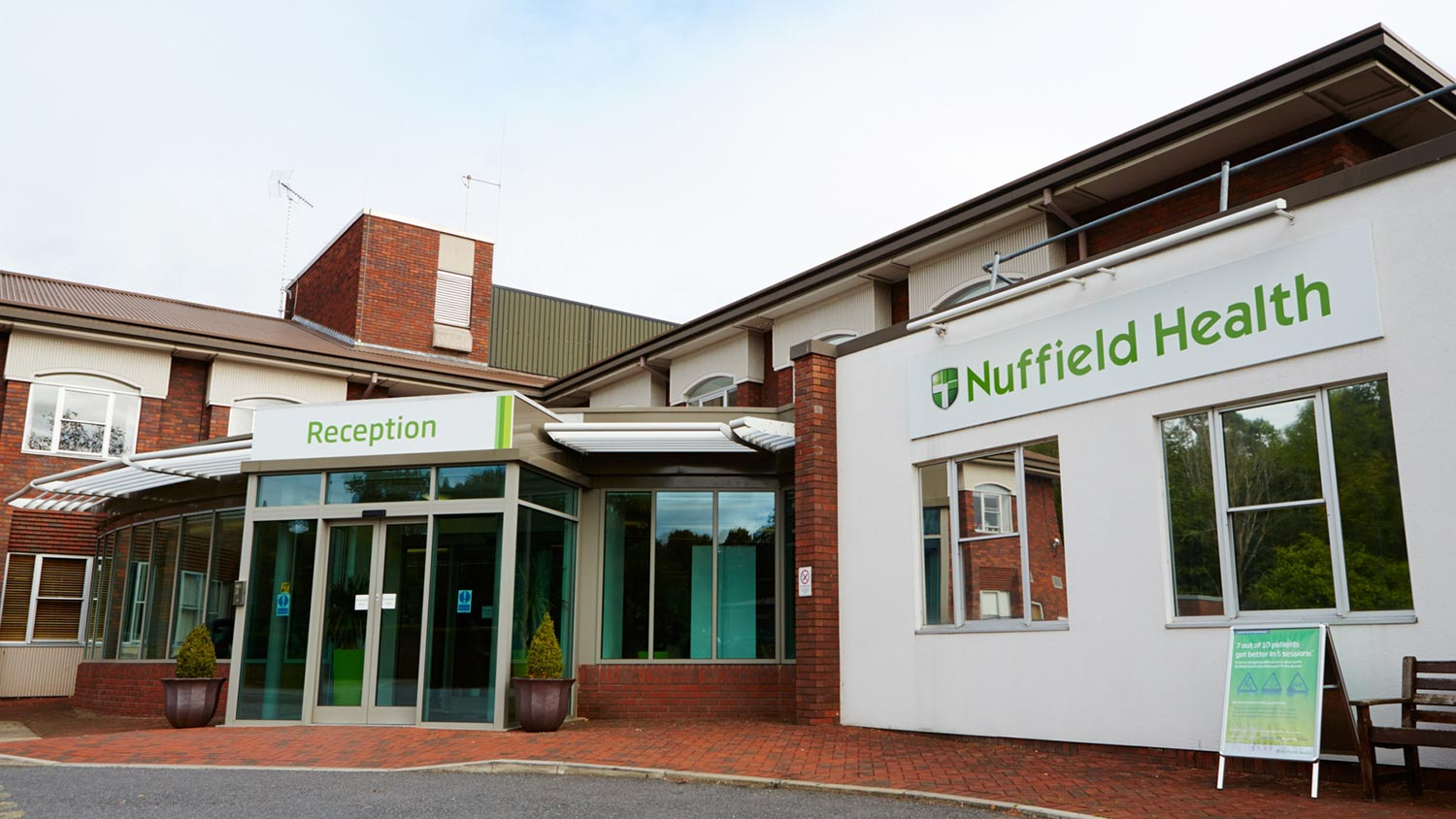 Nuffield Health Chester, The Grosvenor Hospital