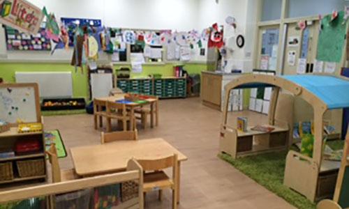 Nursery Stoke Poges 1