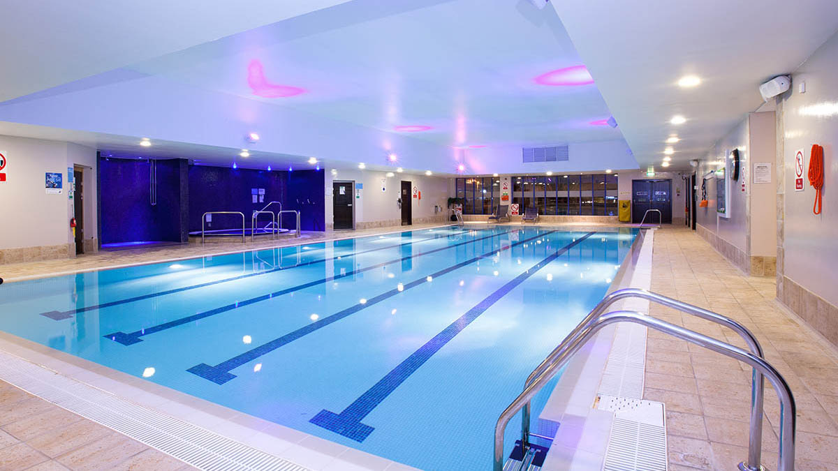 Nuffield Health East Kilbride Fitness & Wellbeing Gym, Swimming pool