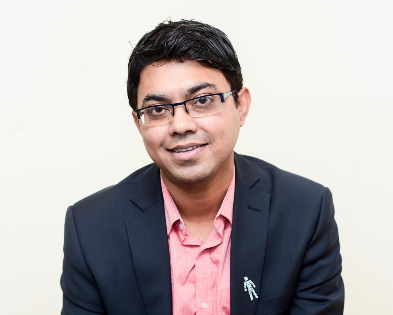 Dr Prantik Das