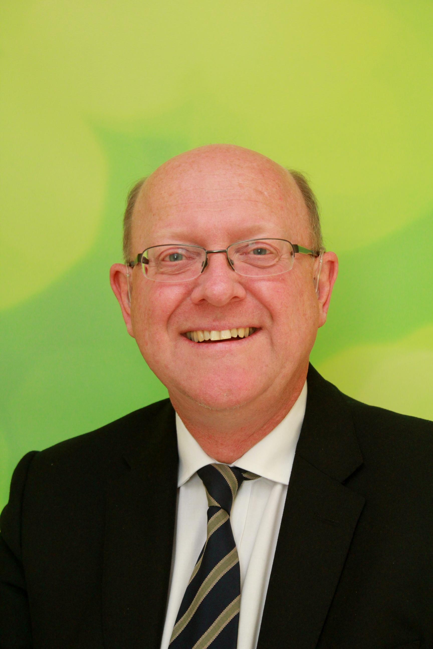 Dr Martin Grant Ridley