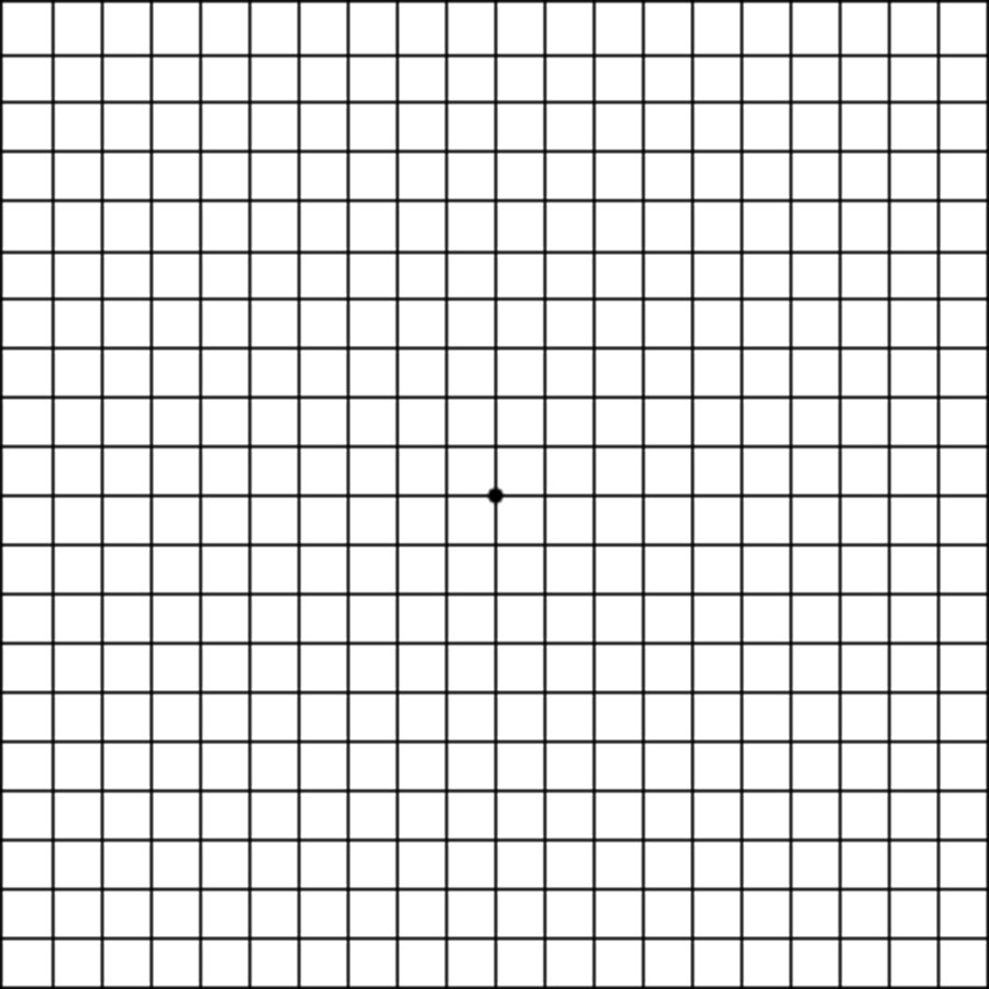 Amsler Grid large
