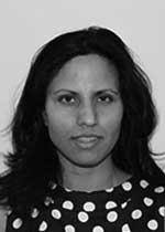 Miss Heena Patel