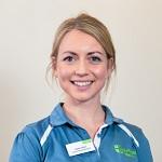 Sarah Allott, Specialist Women's Health Physiotherapist
