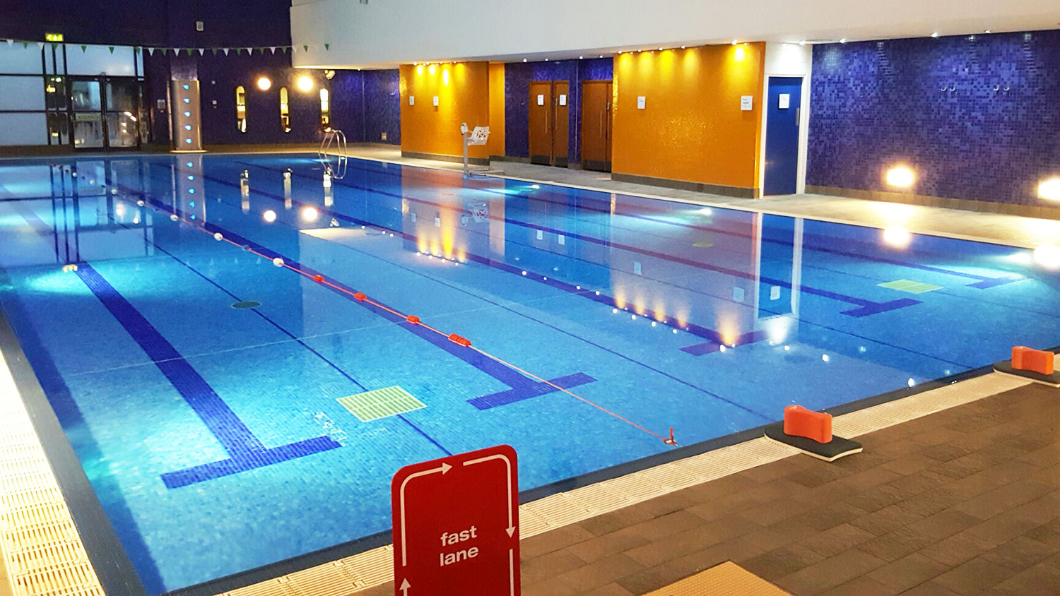 Nuffield health gym timetable chesterfield for Letchworth swimming pool timetable