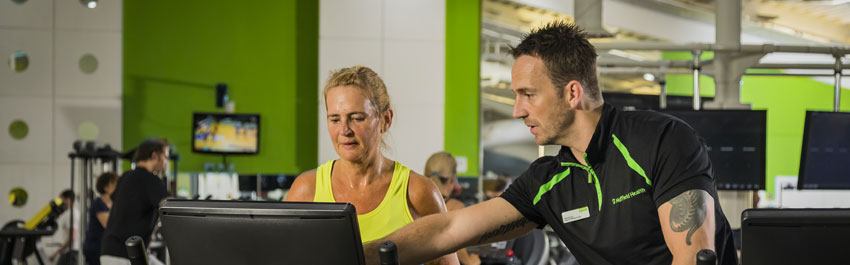Senior Personal Trainer at Nuffield health