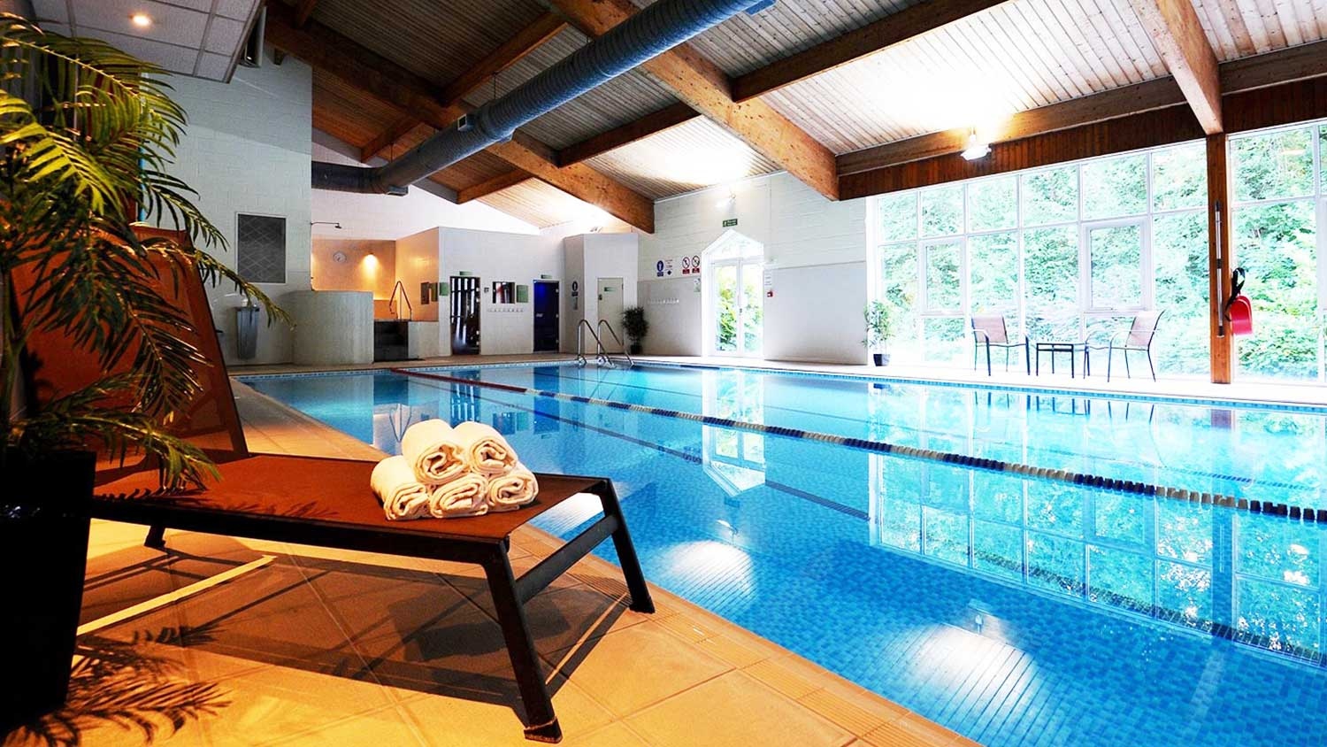Farnham Fitness & Wellbeing Gym - swimming pool