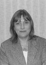 Mrs Sarah Barlow