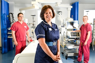 Our Critical Care Unit at Nuffield Health Leeds Hospital