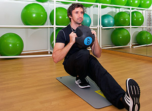 Sani Personal Trainer in Canary Wharf