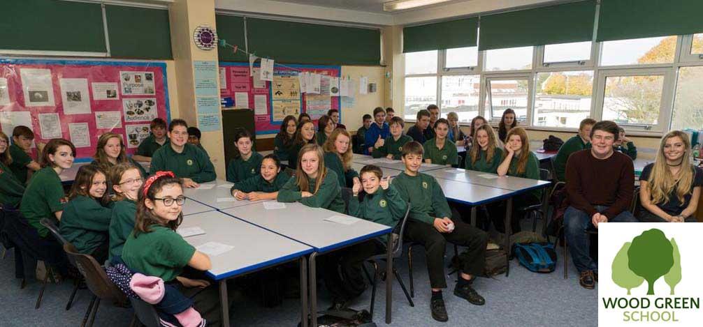 Wood Green School Oxfordshire