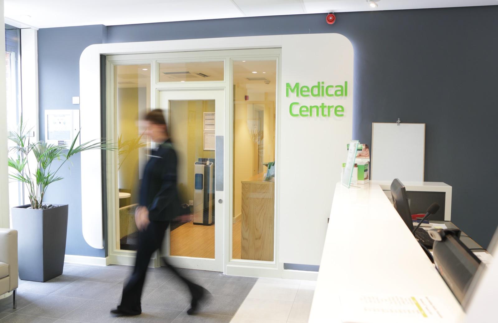 Nuffield Health Wharf Medical Centre