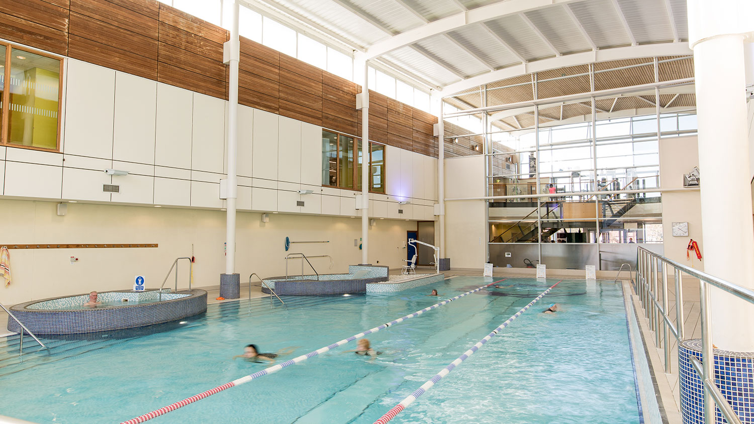 Chingford gym swimming pool