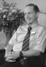 Mr Jon Baldwin