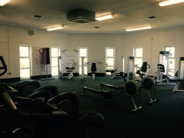East Point Fitness Centre Gym Floor