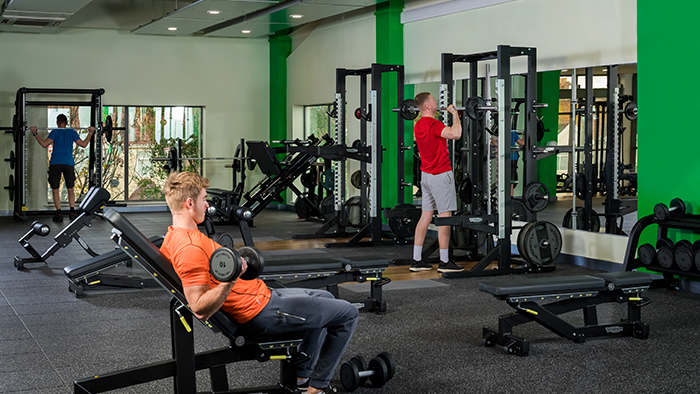 Gym In Weston Super Mare Fitness Amp Wellbeing Nuffield