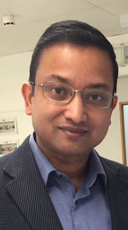 Consultant Neurosurgeon Mr Deb Pal