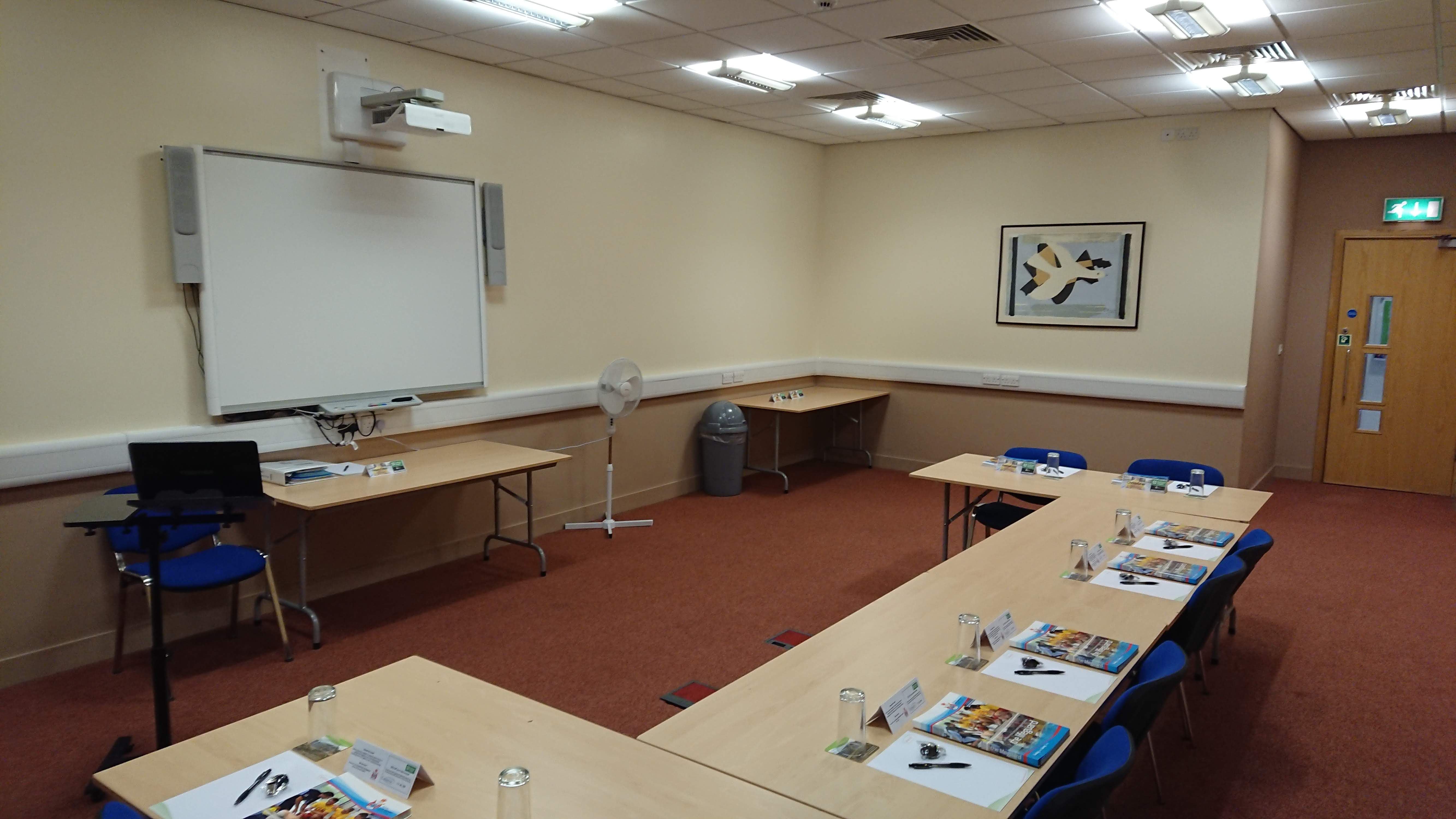 Catterick Leisure Centre meeting room