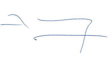 RH signature