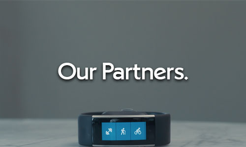 Click here for Our Partners.