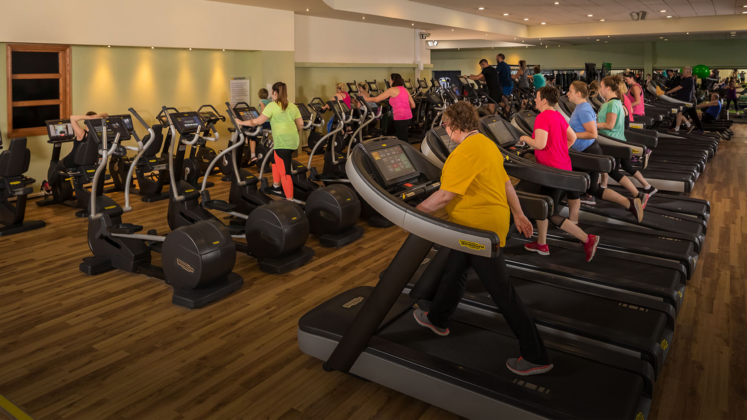 Gym in Gloucester, Fitness & Wellbeing | Nuffield Health