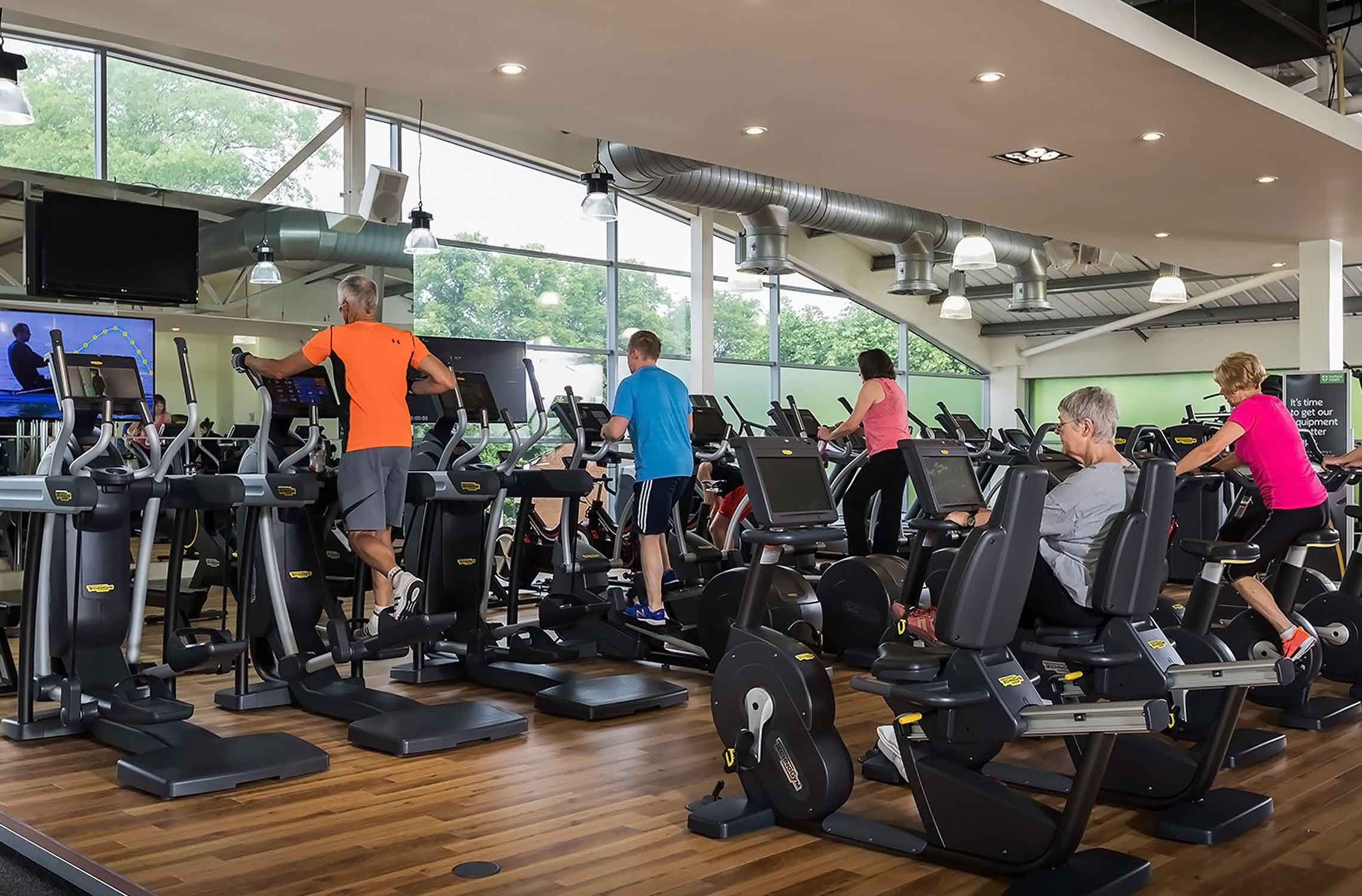 Nottingham Fitness & Wellbeing Gym