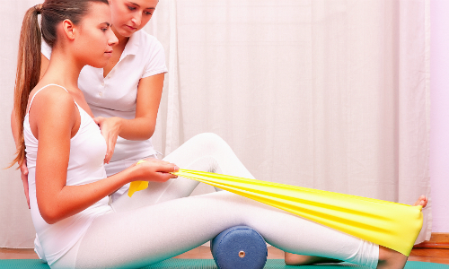 Physiotherapy roller small promo