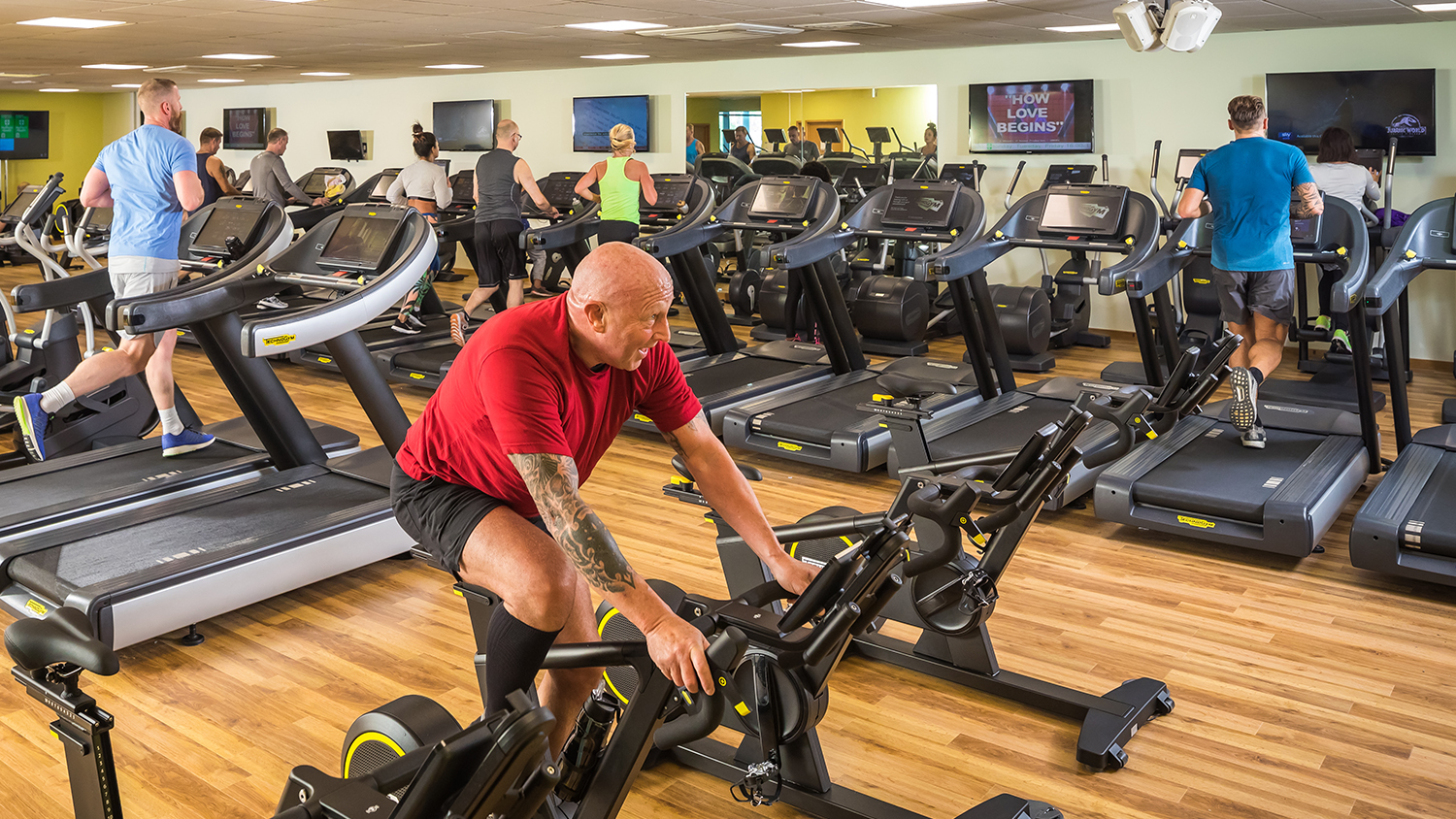 Norwich Fitness & Wellbeing Gym