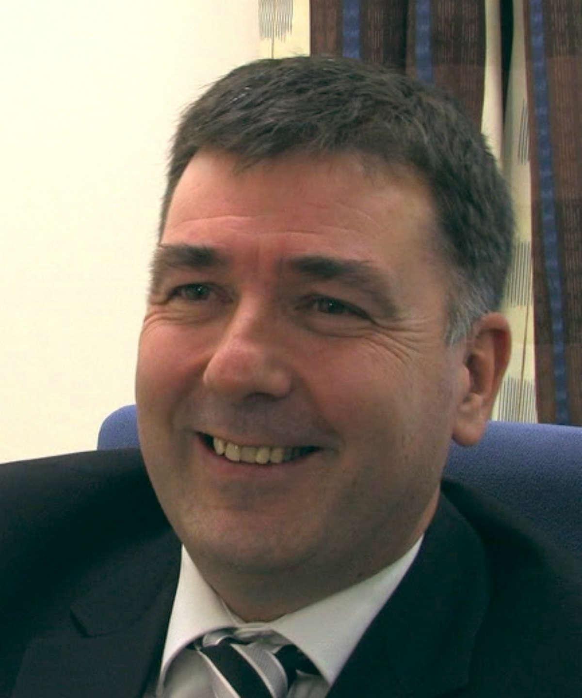 Mr Alan Park