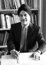 Professor Hardev Pandha