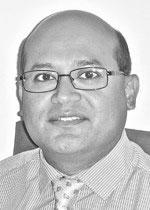 Dr Praful Patel