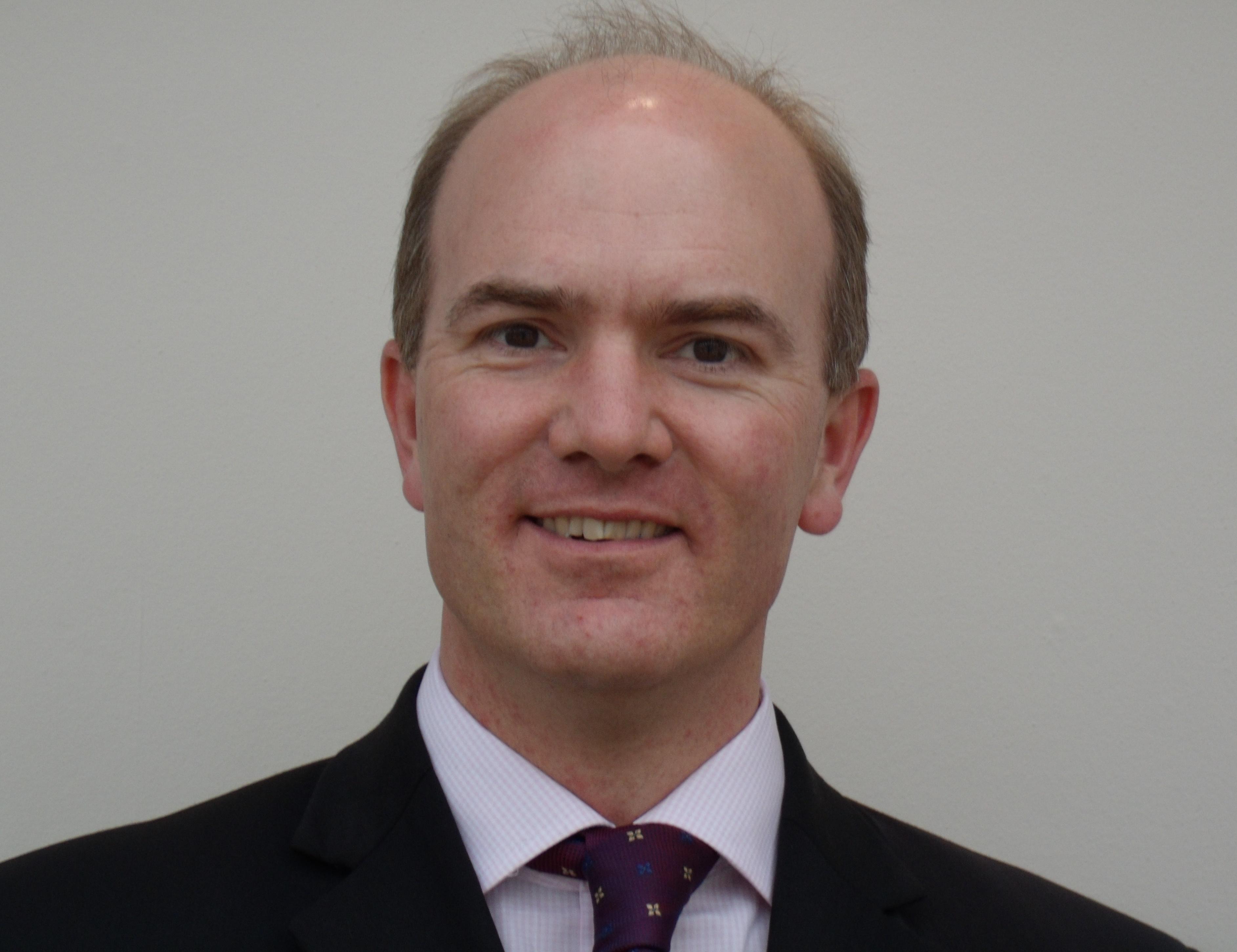 Dr David Beacock
