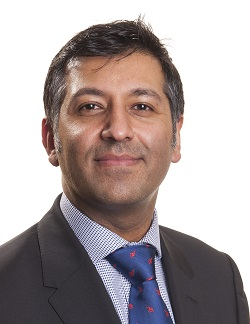 Consultant ENT Surgeon Mr Sanjay Verma