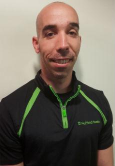 Artur Moura Personal Trainer Nuffield Health Shoreditch