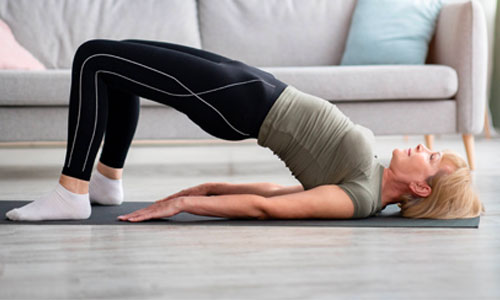 Menopause and pelvic health: 5 unwelcome symptoms and 5 easy wins