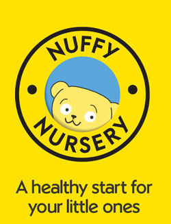 Nuffy Nursery Logo