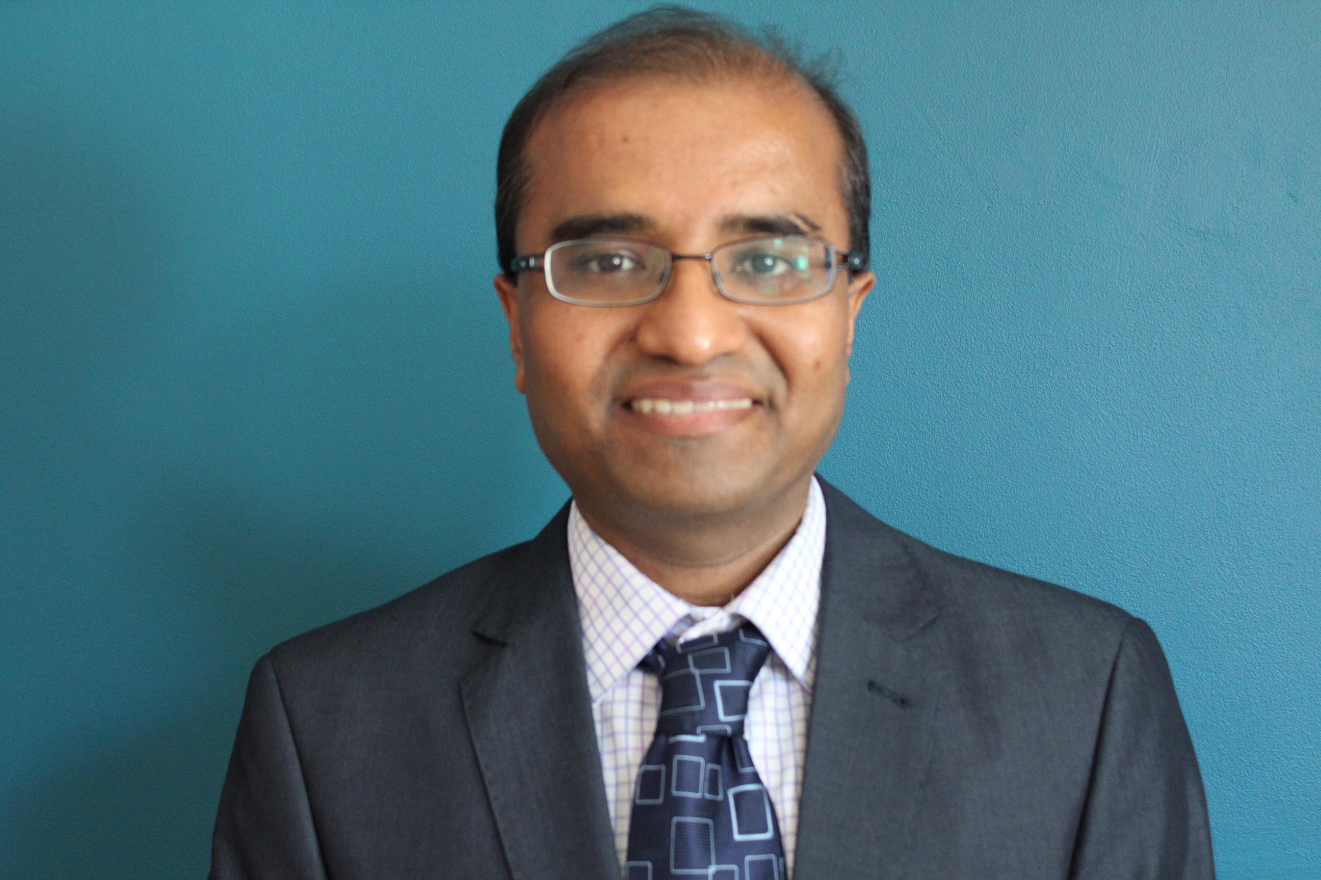 Dr Rajesh Krishnamoorthy
