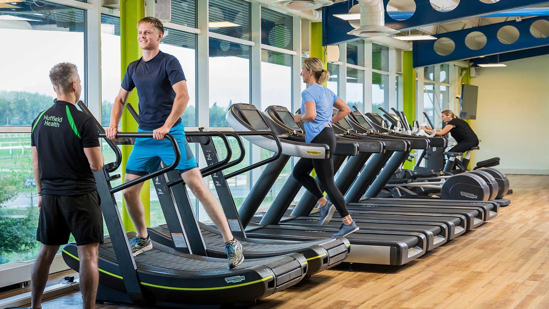 Newbury Fitness & Wellbeing Gym