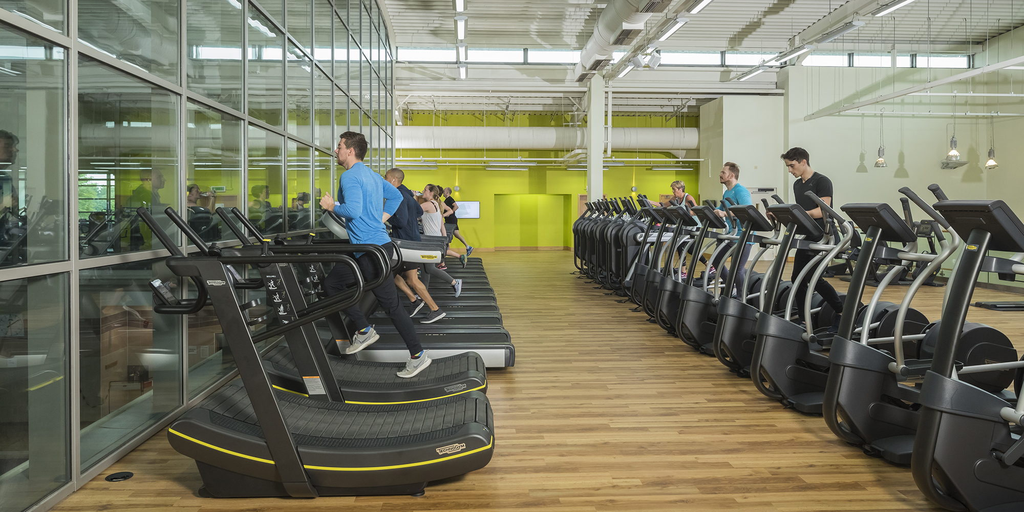 Sunbury gym